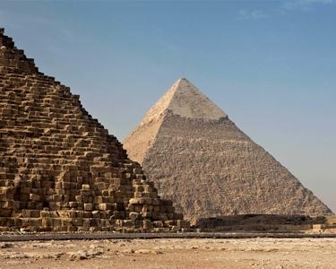 Egypt tour package: Around Egypt in 15 days - Giza Pyramids
