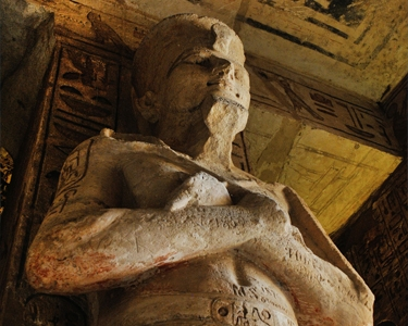 Egypt tour package: Around Egypt in 15 days. -Temple
