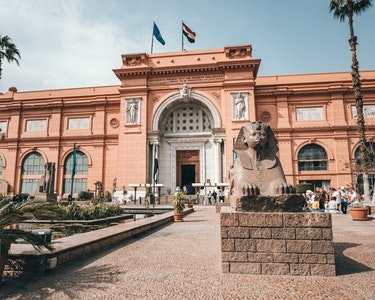 Egypt tour package: Around Egypt in 15 days.- Egyptian Museum