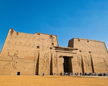 Egypt tour package: Around Egypt in 15 days.  - Edfu Temple