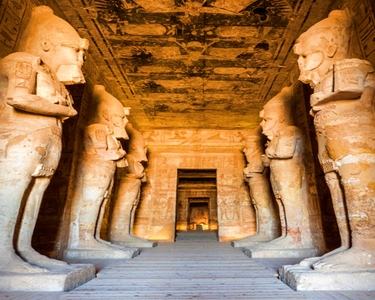Egypt tour package: Around Egypt in 15 days.  - Abu Simbel Temple