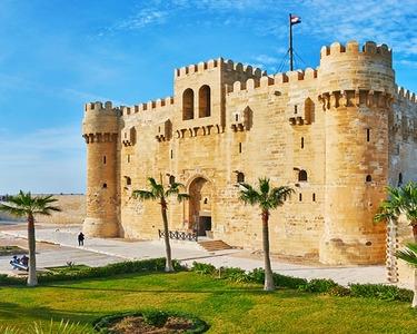 Egypt tour package: Around Egypt in 15 days. - Qaitbay Citadel, Alexandria