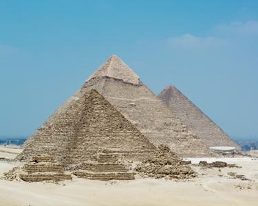 Giza Pyramids - Great Pyramids Tour