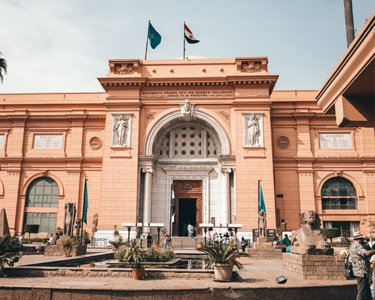 Egyptian Museum - Great Pyramids Tour