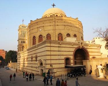 Coptic District - Tutankhamon Tour
