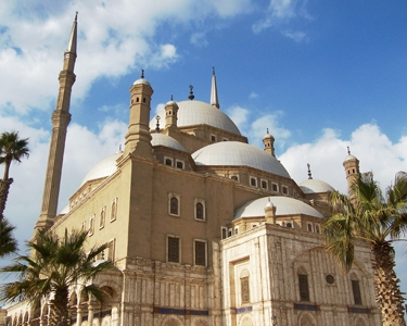 Salah El Din Citadel - Tutankhamon Tour