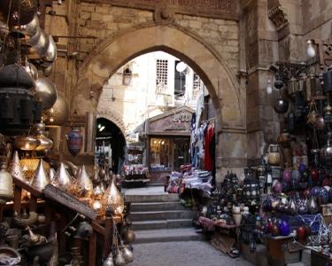 Khan El Khalili Bazaar - Tutankhamon Tour