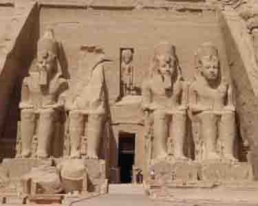 "Abu Simbel Temple -best Egypt travel packages ""Queen Hatshepsut trip vacation"""