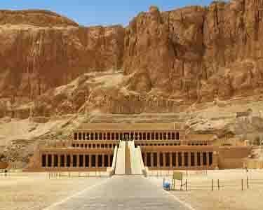 """Temple of Queen Hatshepsut - Best Egypt travel packages """"Queen Hatshepsut trip vacation"""""""