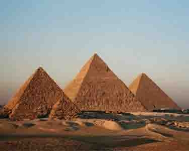 "Great Pyramids - Best Egypt travel packages ""Queen Hatshepsut trip vacation"""