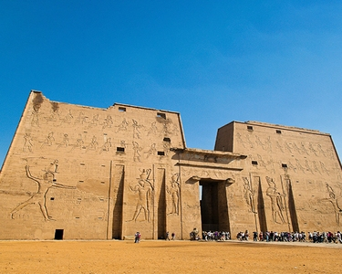 "Edfu - Abu Simbel Temple -best Egypt travel packages ""Queen Hatshepsut trip vacation"""
