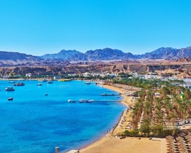 Sharm El Sheikh - Ramsees II Tour