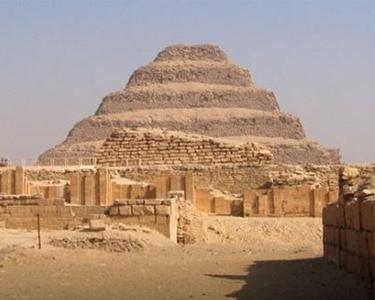 Saqqara Pyramid - Ramsees II Tour