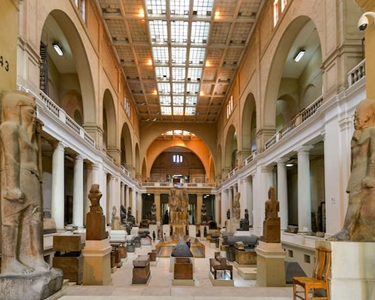"""Egyptian Museum - Tour package in Egypt """"pharaoh Ramsees 2 Tour"""