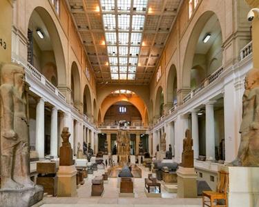 Egyptian Museum - Ramsees II Tour