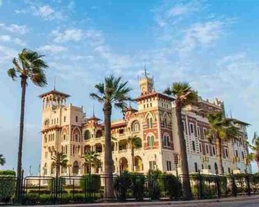 """Alexandria - Tour package in Egypt """"pharaoh Ramsees 2 Tour"""