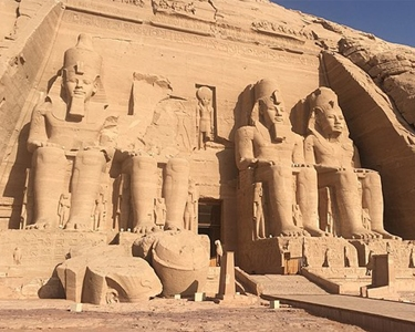 """Abu Simbel Temple - Tour package in Egypt """"pharaoh Ramsees 2 Tour"""