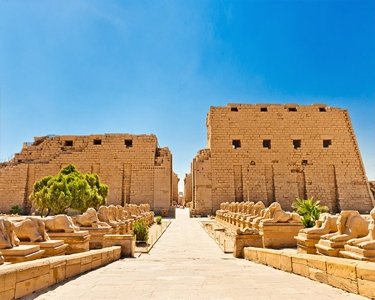 Valley of the Kings - Ramsees II Tour