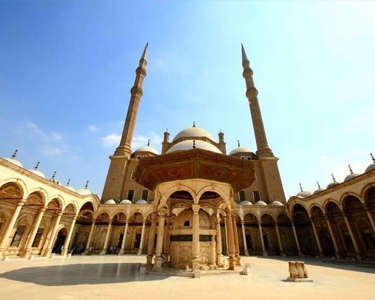 """Coptic District - Tour package in Egypt """"pharaoh Ramsees 2 Tour"""