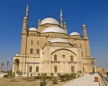 Salah El Din Citadel - Ramsees II Tour