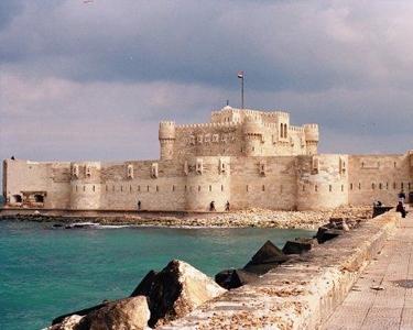 Qaitbay Citadel, Alexandria - Ramsees II Tour