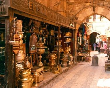 Khan El Khalili Bazaar - Ramsees II Tour