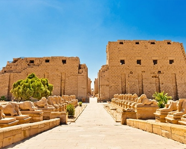 Valley of the Kings - Visit egypt with our Golden ahmose henutemipet Trip (Dahabiya)