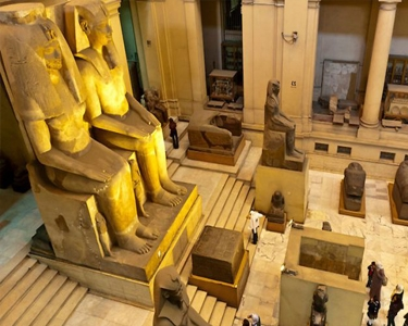 Egyptian Museum - Ahmose Tour
