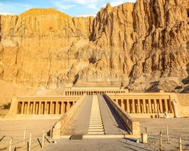 Temple of Queen Hatshepsut - Ahmose Tour