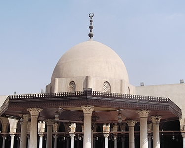 Coptic Cairo District Trip : Best 1 day tour in Egypt - Amr ibn Al Aas Mosque