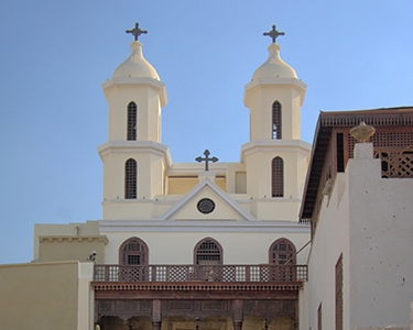Coptic Cairo District Trip : Best 1 day tour in Egypt - Hanging Church