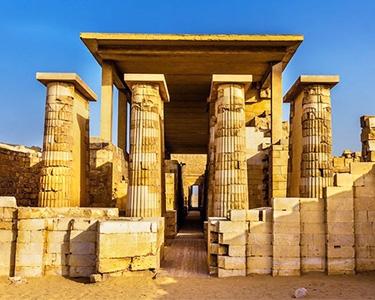 Cairo pyramids tour: Giza Pyramids, Memphis, and Saqqara - Memphis City