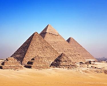 Cairo pyramids tour: Giza Pyramids, Memphis, and Saqqara - Great Pyramids
