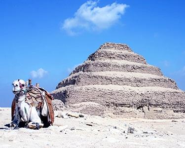 Cairo pyramids tour: Giza Pyramids, Memphis, and Saqqara - Saqqara Pyramid