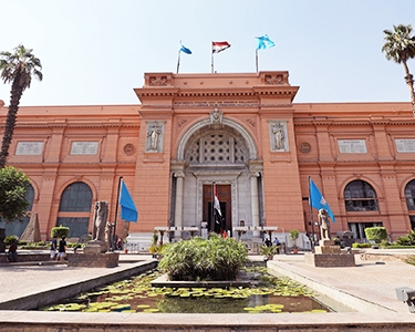 One day trip in Egypt: Starting with the Egyptian Museum