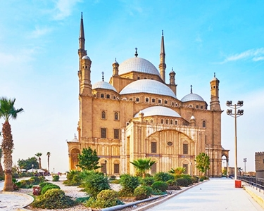 """Salah Al-Din Citadel """"One day trip in Egypt: Starting with the Egyptian Museum"""""""