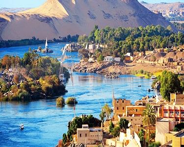 Aswan - Nile River