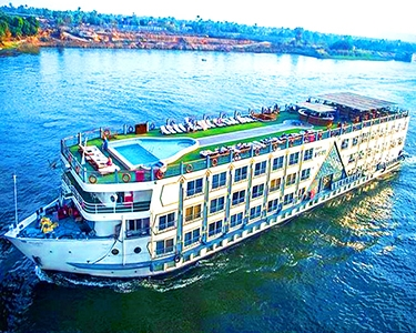 Egyptian Nile cruise Trip: Dinner & Shows
